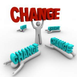 Change Management is to embark on some new and different set of strategy or approach